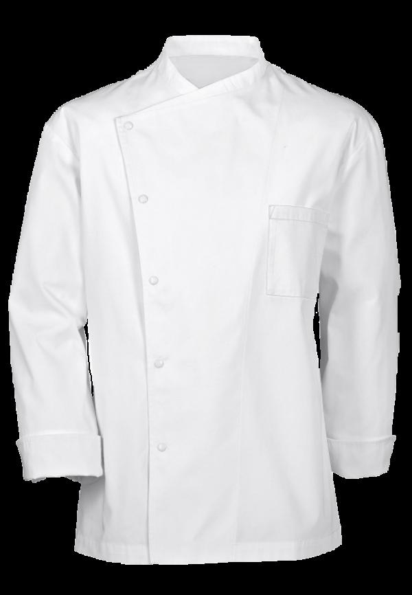 Basic koksbuis in het wit onze bestseller.