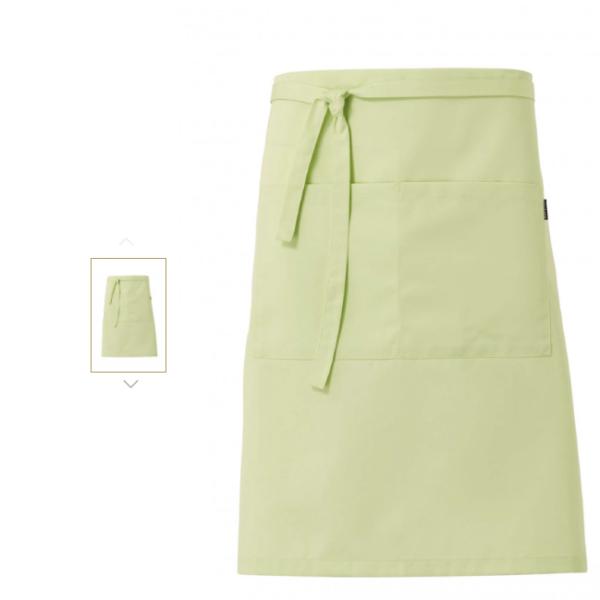 Aprilia schort in het groen